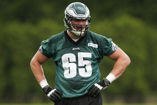 Chip Kelly Praises Lane Johnson's Preseason Debut