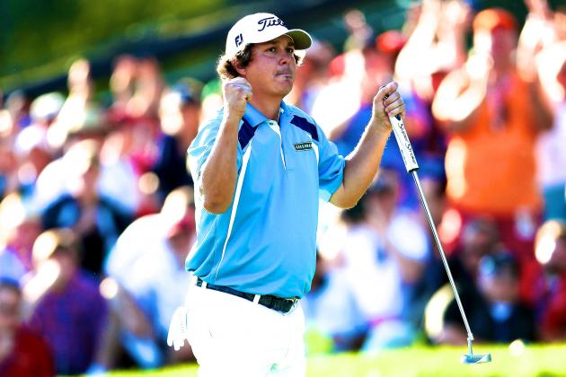 PGA Championship 2013 Leaderboard Day 4: Scores, Standings and Results