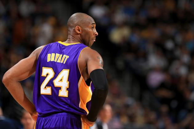 Has Kobe Bryant Set an Impossible Superstar Standard Among Lakers Fans?