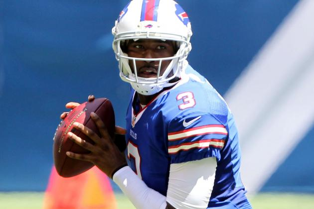 Bills QB EJ Manuel Solid in Preseason Win over Colts