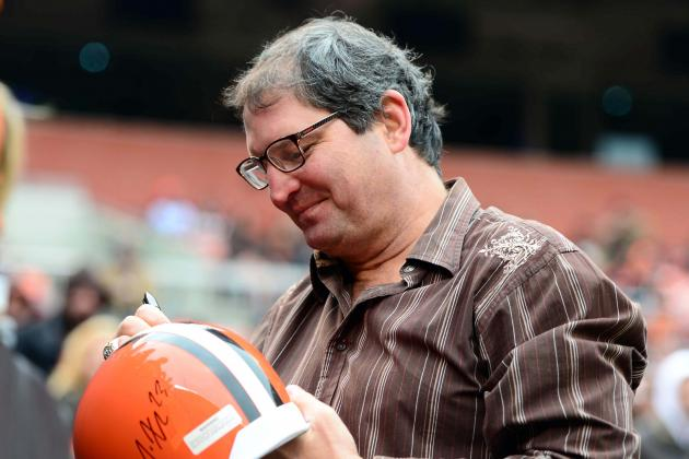 Browns CEO Reprimands Bernie Kosar for His Unprofessional Remarks