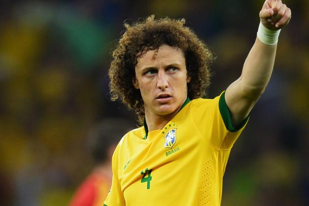 David Luiz Is the Surprise Signing United Should Make This Summer