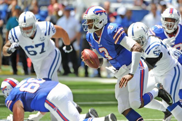 EJ Manuel Proves He Must Be Buffalo Bills Week 1 Starter During Preseason Debut