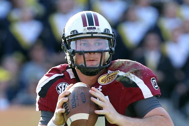 South Carolina Football: Making the Case for a Two Quarterback System