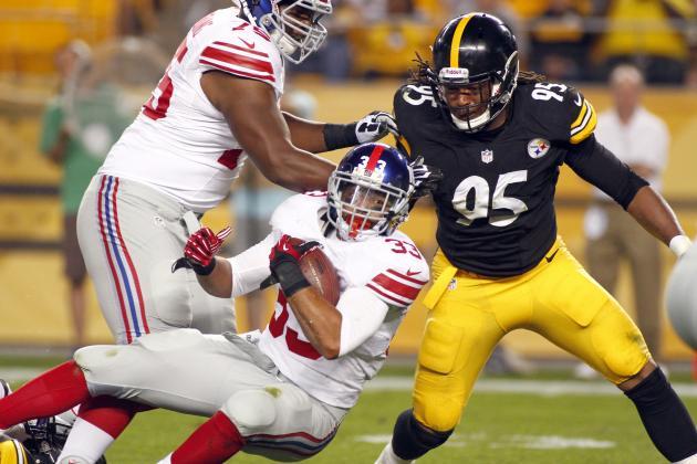 Updating Pittsburgh Steelers' Key Position Battles Halfway Through Training Camp