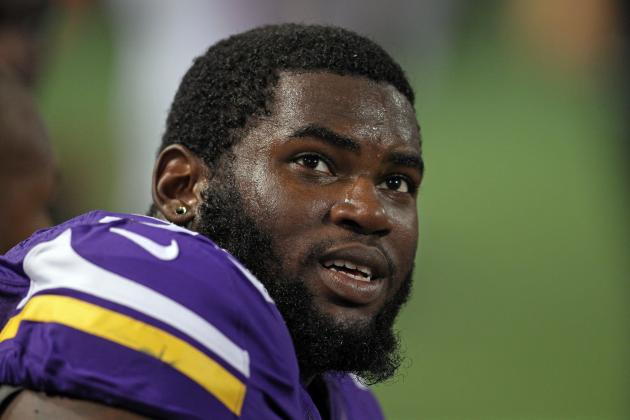 Vikings Rookie Sharrif Floyd Has No Major Knee Damage