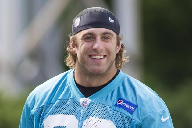 Panthers Fullback Michael Zordich out for Season