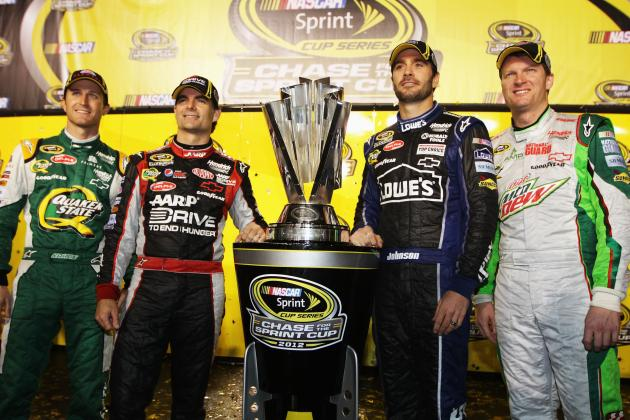 Dale Earnhardt Jr. and Jeff Gordon Starting to Sweat as the Chase Looms