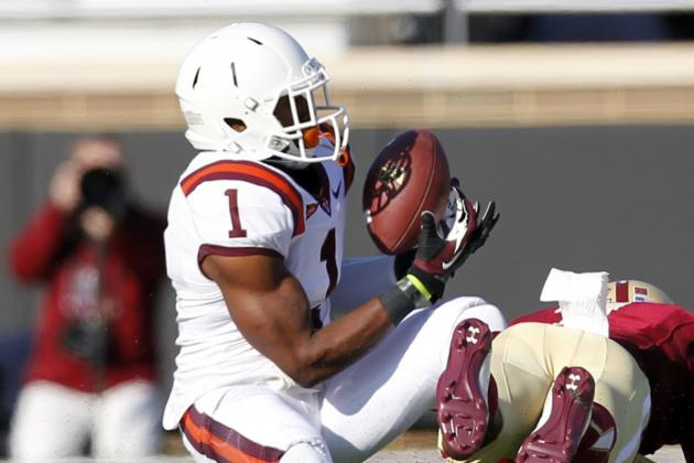 Virginia Tech Football: How Will Antone Exum's Absence Impact Hokies vs. Alabama