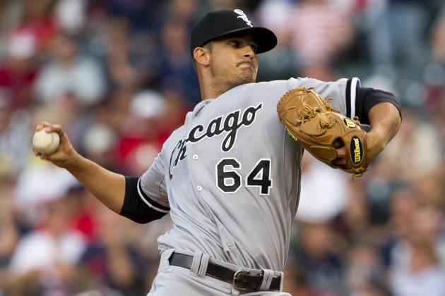 Chicago White Sox: Are Andre Rienzo's Emotions Getting the Better of Him?