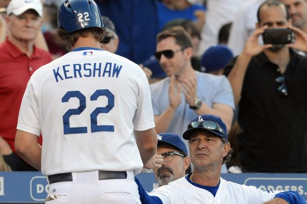 Dodgers 8, Rays 2: Clayton Kershaw Gets Plenty of Support to Complete Sweep