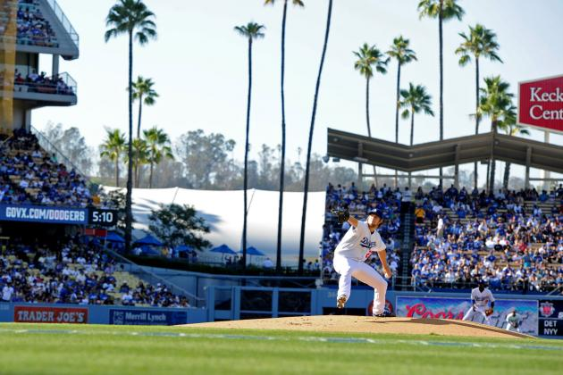 Kershaw Helps Dodgers Keep Rolling, Sweep Rays