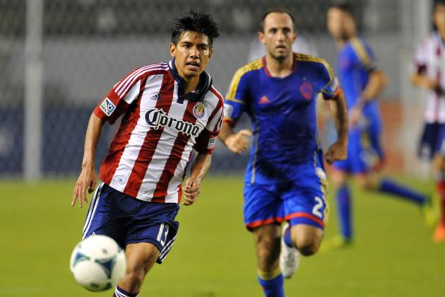 MLS Gamecast: Chivas USA vs. Rapids