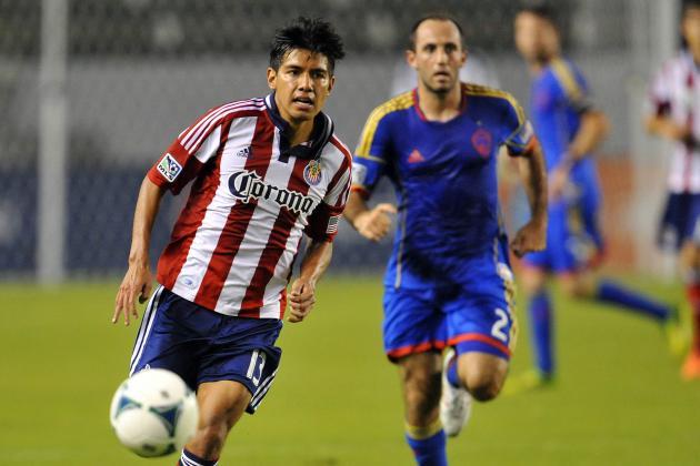 MLS Gamecast: Chivas USA vs. Rapids