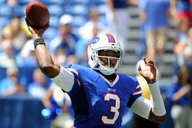EJ Manuel, Marquise Goodwin and Buffalo Bills Rookies Steal Show Against Colts