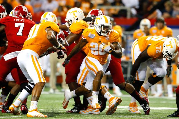 Tennessee Volunteers Could Surprise Opponents in 2013