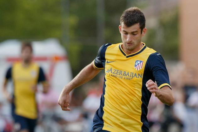 One to Watch: Atletico Madrid's Leo Baptistao, the 2nd-Best Leo in La Liga