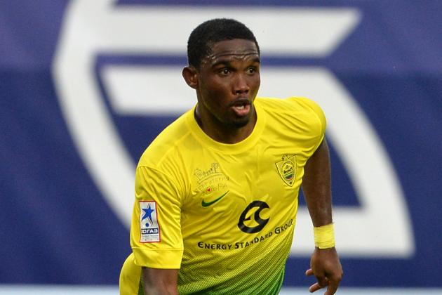 Is Samuel Eto'o a Viable Alternative to Wayne Rooney for Chelsea?