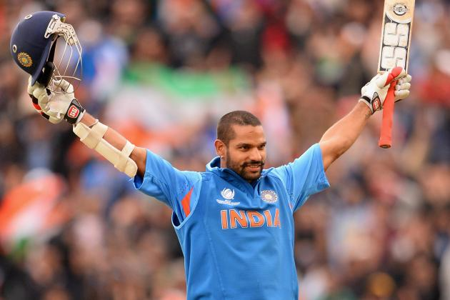 South Africa A vs. India A: Shikhar Dhawan Scores 248, How Good Can He Be?