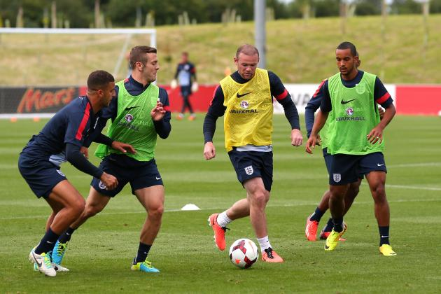 England vs. Scotland: Predicting Starting Lineups for Wembley Friendly