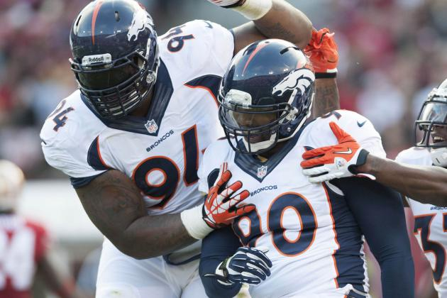 Broncos' Shaun Phillips Still Mastering a New Defensive System
