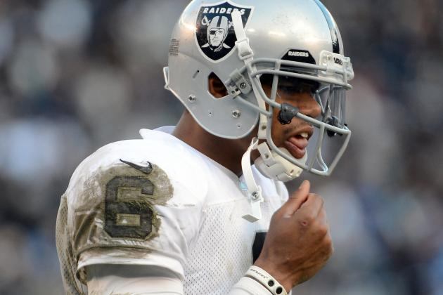 Raiders' Terrelle Pryor Rebuilds His Image as a Quarterback
