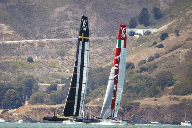Emirates Team New Zealand Becomes Challenger of Record