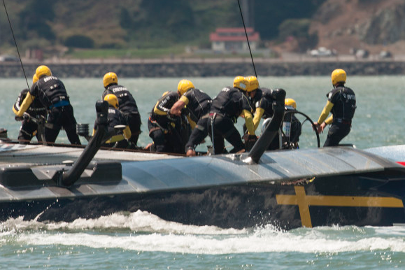 Artemis Racing Bows Out Gracefully
