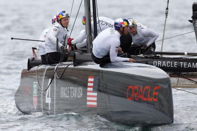 America's Cup: Oracle Sailing Crew Implicated in AC45 Measurement Bust