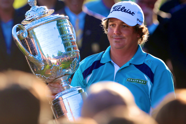 PGA Championship 2013 Winner: Jason Dufner Lets His Game Do All the Talking