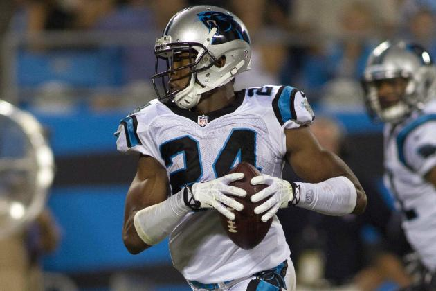 Josh Norman Makes His Bid to Start in Carolina Panthers' Secondary