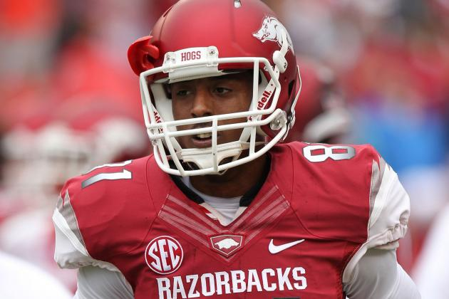 Arkansas Football: WR Corps Will Surprise Even Without Mekale McKay