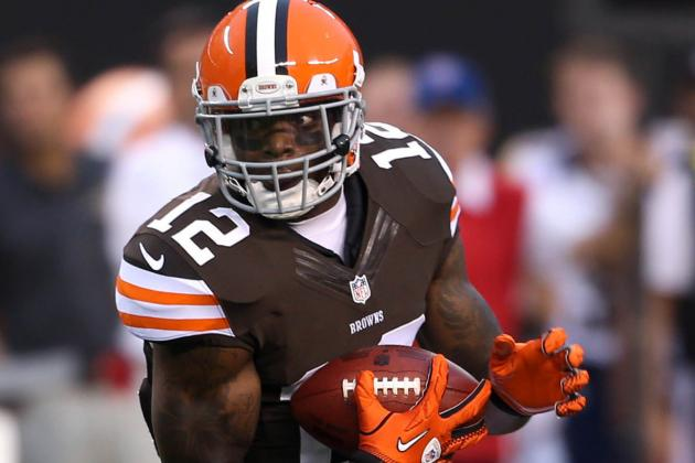Josh Gordon's Work Ethic Still in Question for Browns