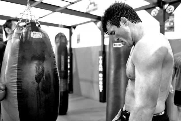 Chael Sonnen: His Own Worst Enemy