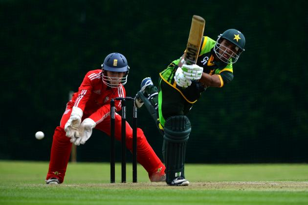 England vs. Pakistan U-19 Cricket 2013: Key Players in Crucial Grace Road Battle