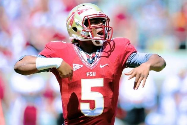 FSU Quarterback Jameis Winston Hopes to Avoid 'Manziel Disease'
