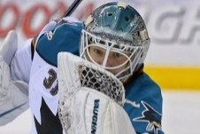 Antti Niemi Is San Jose's Rock in Goal