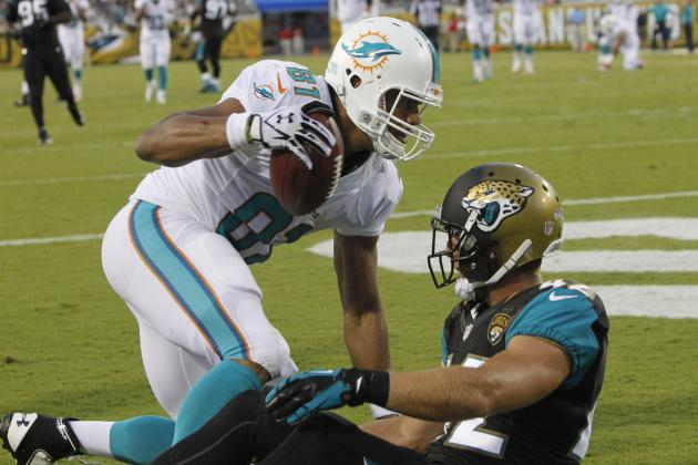 Dolphins Tight Ends Seem to Have Athleticism, Versatility