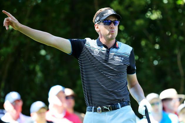 Ian Poulter, Howard Stern Clash on Twitter over PGA Fan Screams