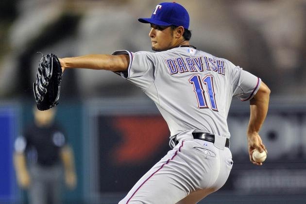 Darvish Says He's Better in '13