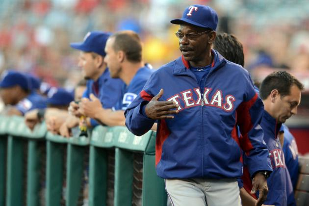 Is This Season Ron Washington's Best?