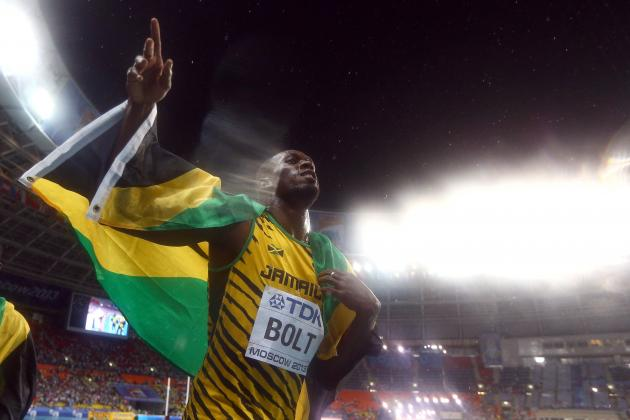World Athletics Championships 2013: Showcasing Usain Bolt and Top Performances