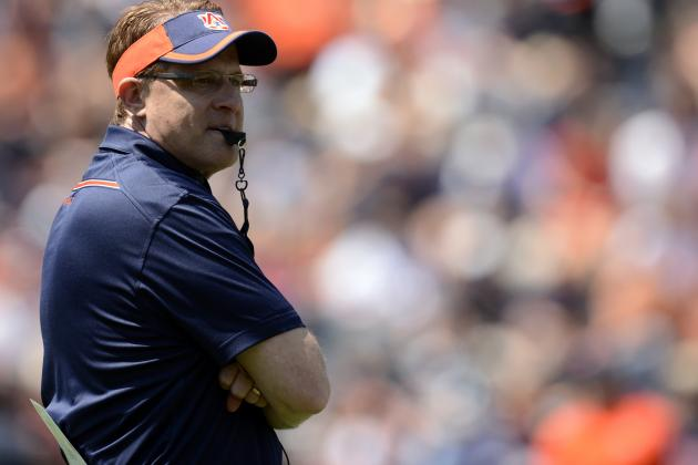 Auburn Quarterback Battle Is Giving Gus Malzahn the Options He Wants