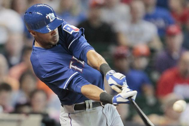 Alex Rios Should Stay Valuable with Rangers