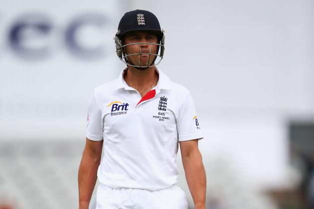 The Ashes Cricket 2013: Jonathan Trott's Form a Concern Ahead of Australia Tour