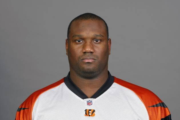 Cincinnati Bengals Sign Guard Otis Hudson
