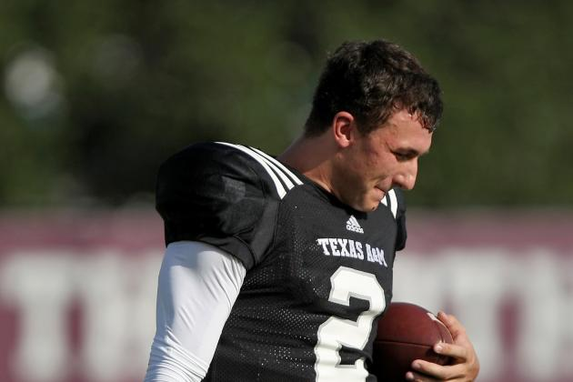 Ex-NCAA Official: Manziel Should Sit If Issue Unresolved