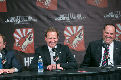 How 4 Investors Came to the Coyotes' Rescue
