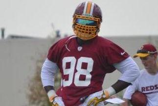 Brian Orakpo's 'Bane' Mask Banned by NFL (UPDATED)