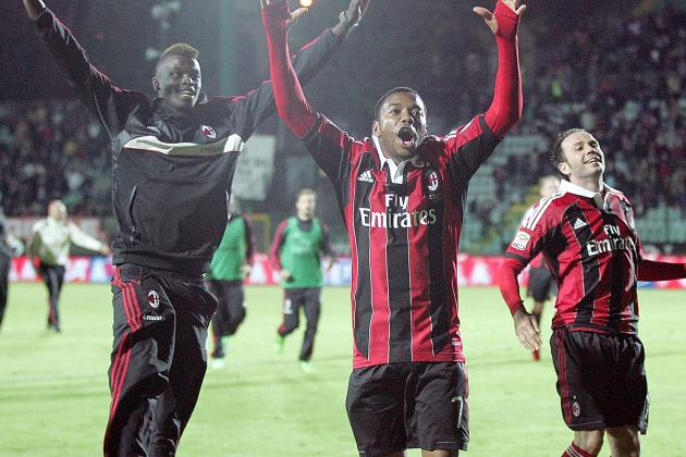 Milan's Champions League Squad